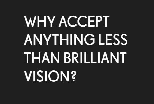 Brilliance lens promo insta